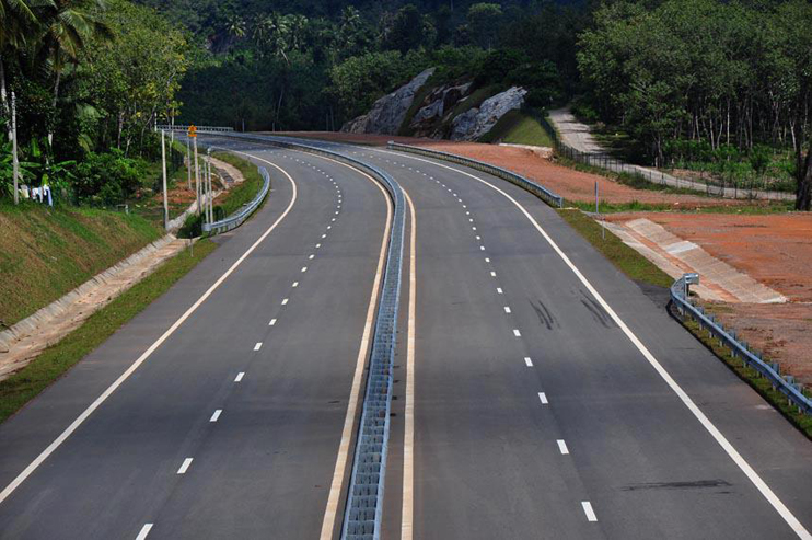 good news port blair city to get first four lane road andaman