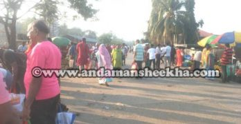 Vegetable and Fruit Vendors allege harassment at Sunday Market by PBMC; concern raised to Police