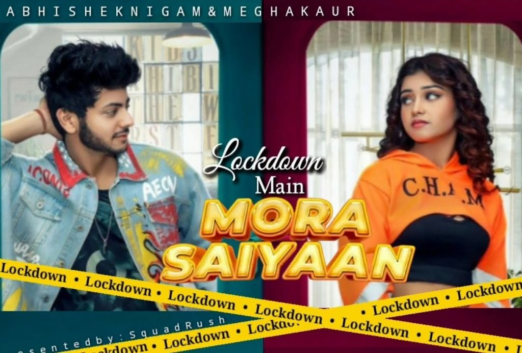 Debut Video Album of Andaman's Model and Dancer Megha Kaur released by Zee Music Company